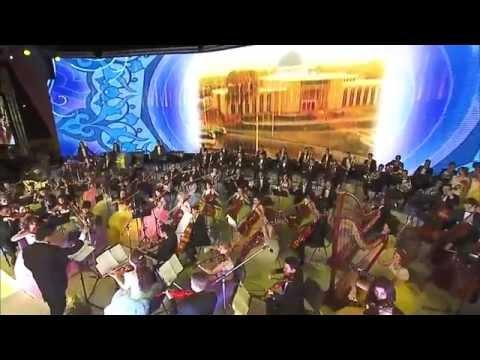 Концерт Ташкентского Молодежного Симфонического Окестра