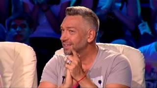 Кристина Дончева  - The X Factor Bulgaria (25.09.2014)