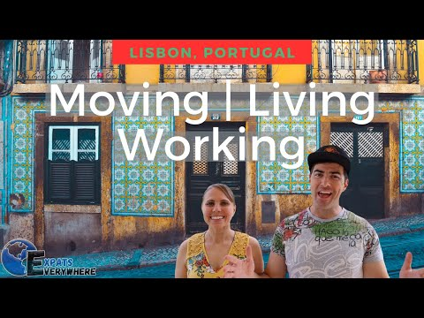Living in LISBON: How to Move There, Cost of Living, and Job Options (2020) | Expats Everywhere