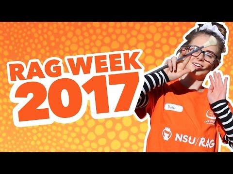 NSU RAG Week 2017 | NSU/TV