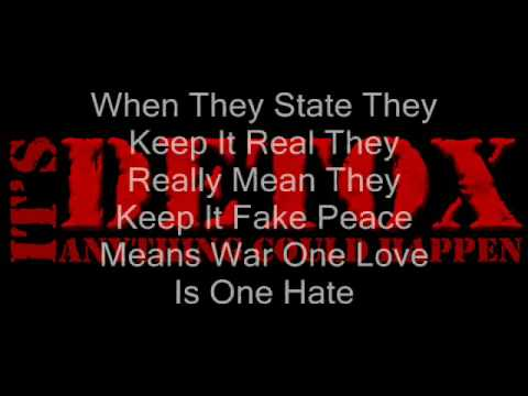 Dr.Dre-Hallelujah(lyrics)