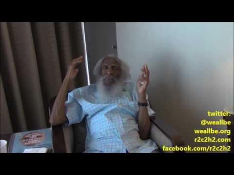Baba Dick GREgory On Judge Vonda Evans & DetroIT Radio Show