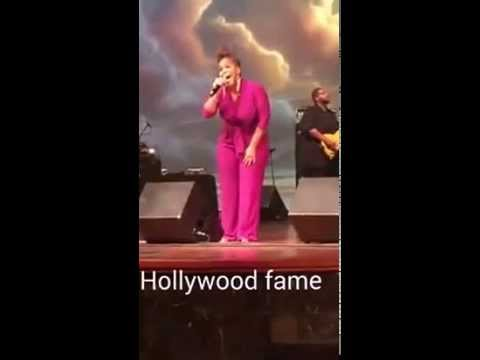 Tina Campbell & erica campbell of Mary Mary live