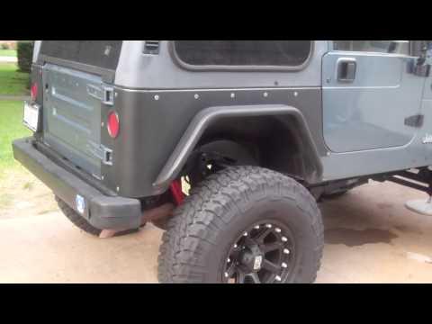 Cammed Jeep Tj
