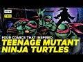 Four Comics That Inspired the Ninja Turtles   NowThis Nerd