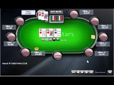 Раздача дня Школы Покера PokerStarter: 3-bet против UTG.