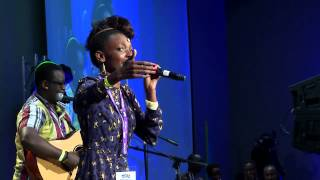 Teta at Rwanda Youth Forum Dallas Texas