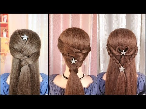 TOP 15  Amazing Hairstyles Compilation 2019 ❤️  Hairstyles Tutorials For Girls ❤️ Part 19 ❤️ HD4K