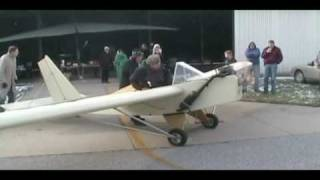 Repeat youtube video Mark's Home-Made Airplane Exhibition