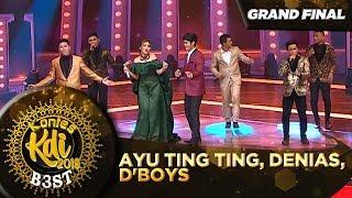 Ayu Ting Ting, Denias, D'Boys KDI 2019 [SEPERTI MATI LAMPU] - Grand Final KDI 2019 (18/10)