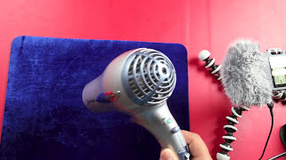 Repeat youtube video Relaxing Hair Dryer Sound.. 2hrs ASMR