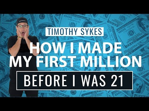 How I Made My First Million Before I Turned 21