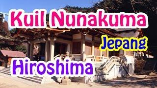 Wisata Jepang : kuil Nunakuma kota pelabuhan yang indah, Hiroshima - Jepang. 029
