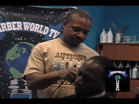 Barber World : DIDDY BARBER CURTIS SMITH PT.1 XOTICS BARBER WORLD TV INTERVIEW ...