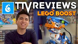 TTV Reviews - CUSTOM MOC: AXEL REX - LEGO Boost: The Creative Toolbox 17101