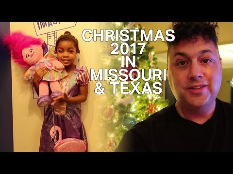 Christmas 2017 in Missouri and Texas | The Matlacks