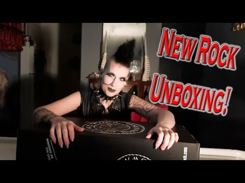 New Rock Boot Unboxing | Madame Absinthe