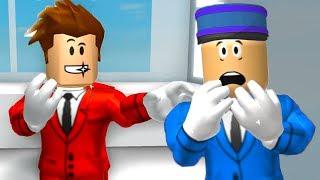 Самый УЖАСНЫЙ ОТДЫХ в ОТЕЛИ в ROBLOX лучше СБЕЖАТЬ Приключения мульт героя детский летсплей КИДА