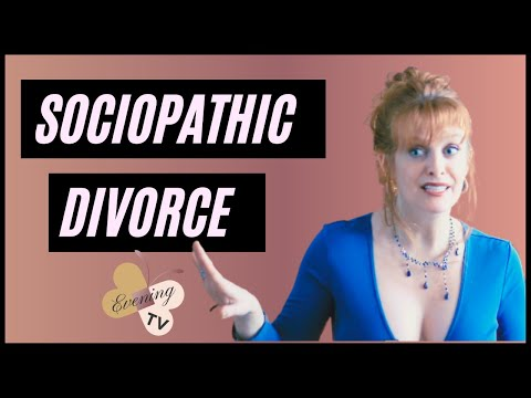 My Sociopathic Divorce Story!! Learn From My Mistakes!!  😖