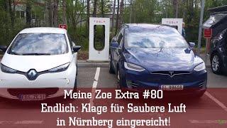 Meine Zoe Extra #80 - Endlich: Klage für Saubere Luft in Nürnberg eingereicht!