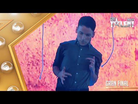 COTI DANZ bailó con el corazón y dejó todo en el escenario
