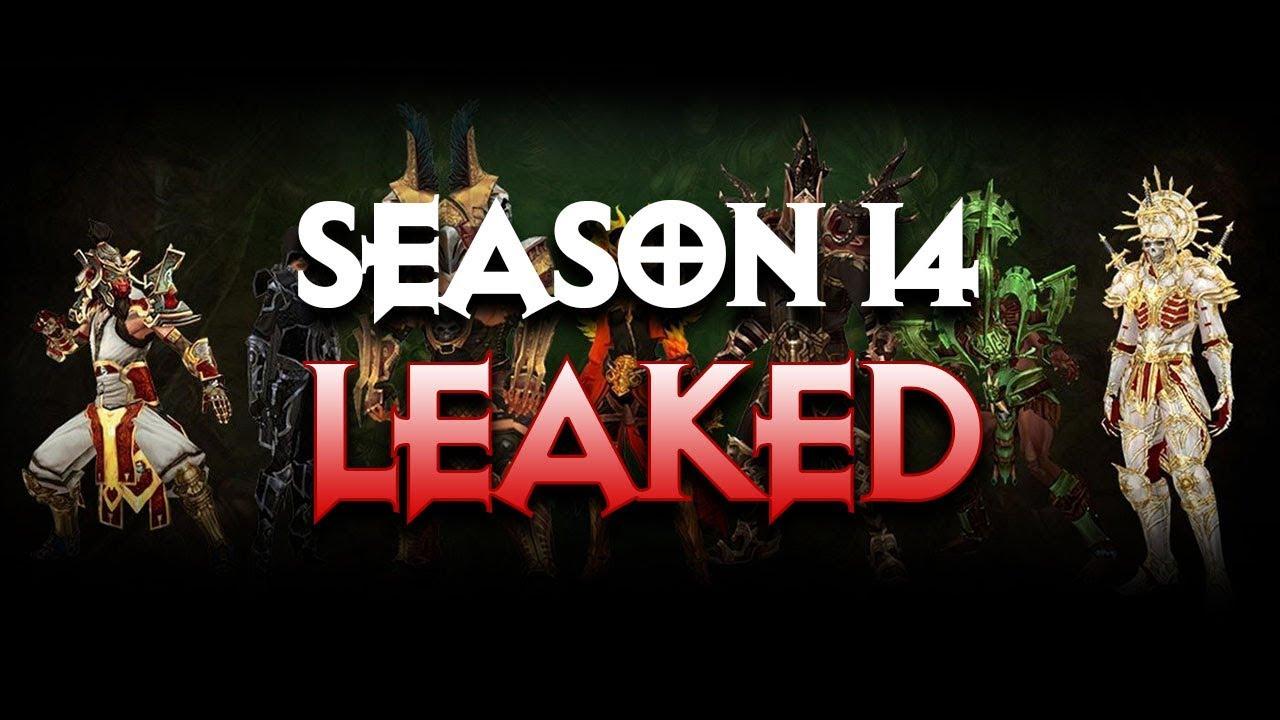diablo 3 season 14 rewards