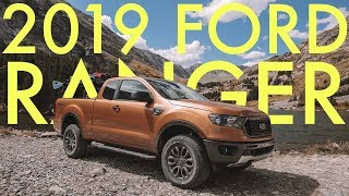 The 2019 Ford Ranger is more than just a small F-150