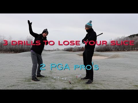 4614dcaa603b 3 drills to stop slicing the golf ball - YouTube