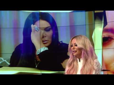 Watch Aubrey's interview and best bits