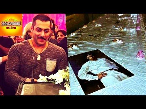Salman Khan Cuts BiGGEST Birthday Cake EVER YouTube - The biggest birthday cake