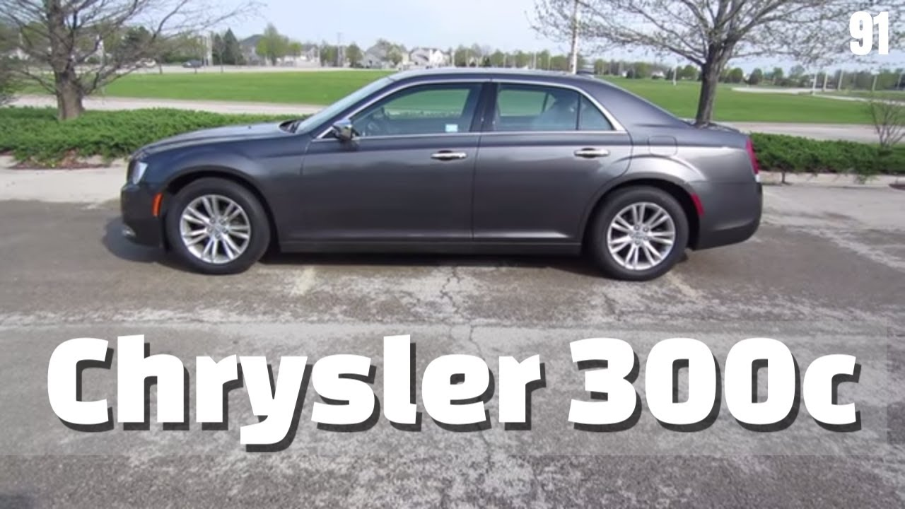 2017 Chrysler 300c Detailed Rental Car Review And Test Drive