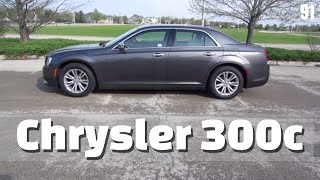2017 Chrysler 300c // Detailed rental car review and test drive