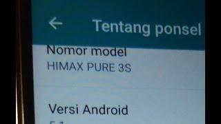 Cara Hapus FRP Himax PURE 3S via Flash tool