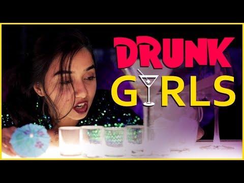 Drunk Girls At Bars