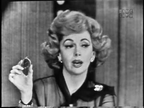 To Tell the Truth - Concentration camp escapee; PANEL: Jayne Meadows (Jun 23, 1959)