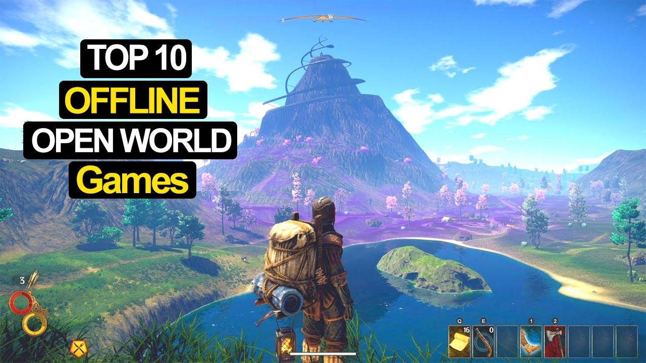 15 best open world games with great graphics for Android ...