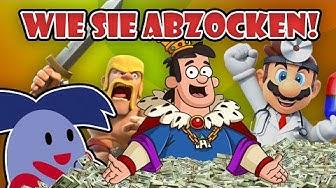 Wie Spiele & Apps euch abzocken   SambZockt Show