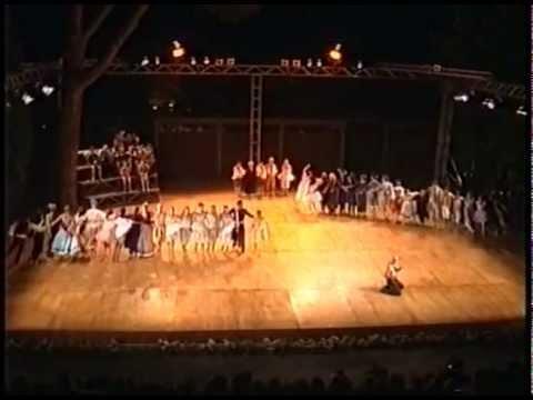 New Capriccio Italiano - Ballet music by Fabio Frizzi and Piotr il'ic Ciaikovskij