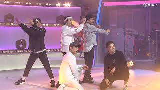 【30強】Dance Battle:A3(Stanley、Neal、管鋈、里奧仔、Jason) VS B3(Ian、Lokman、Tiger、狗毛、大輝)