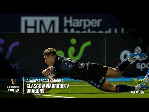 Guinness PRO14 Round 5 Highlights: Glasgow v Dragons