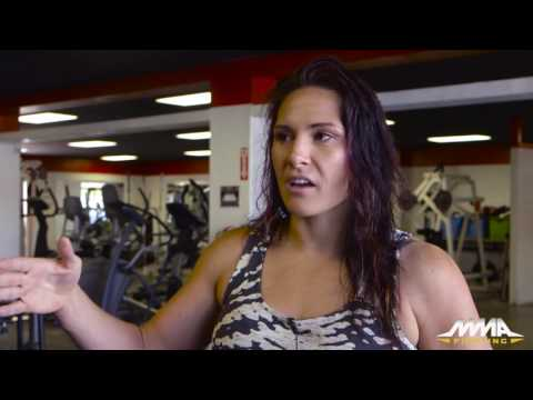 Cat Zingano: It's 'Weird For Me' To See Miesha Tate As UFC Champion