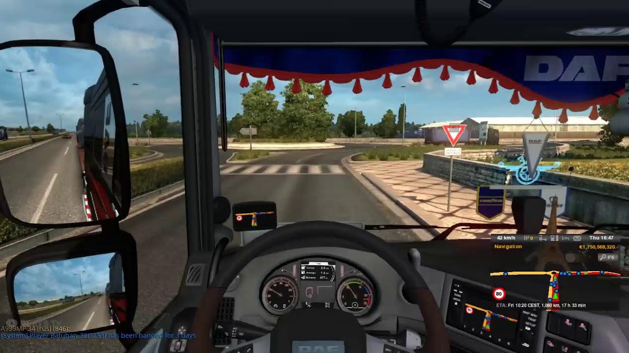 Download Euro Truck Simulator 2 Multiplayer| Ban Proof|| anlcaN