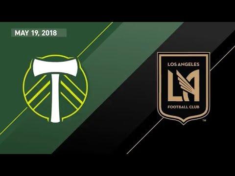 HIGHLIGHTS: Portland Timbers vs. Los Angeles Football Club | May 19, 2018