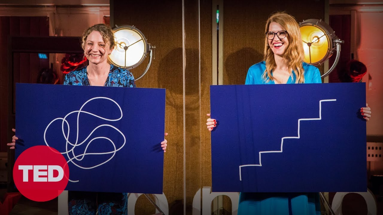 Download Sarah Ellis and Helen Tupper: The best career path isn't always a straight line | TED