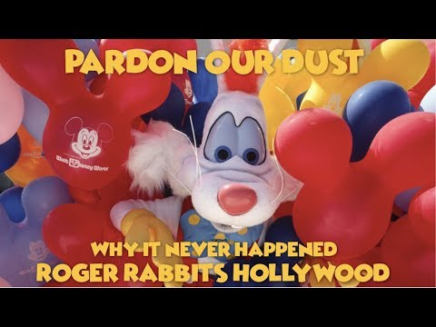 Why it Never Happened: Roger Rabbit's Hollywood from YouTube · Duration:  7 minutes