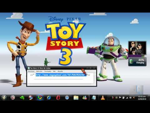 Descargar Toy Story 3 En Español - YouTube d6f6a6e4905