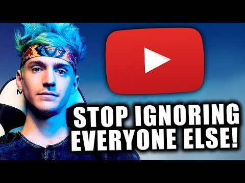 YouTube, It's Time To Treat All Creators Equally