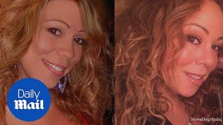 Mariah Carey lookalike charges $70 thousand for one gig - Daily Mail