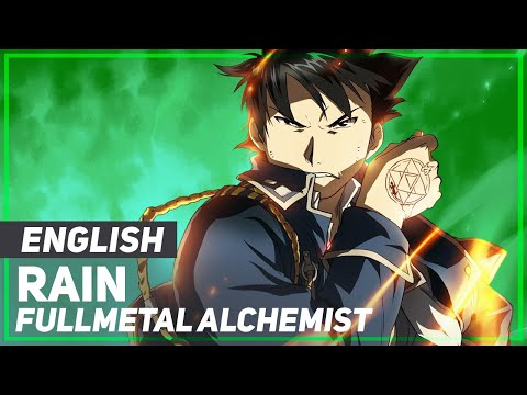 "Fullmetal Alchemist: Brotherhood - ""Rain"" 