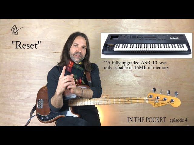 Reset Bass Tutorial | MUTEMATH | How to Play Bass